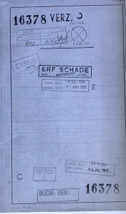 De kaft van Jokos dossier 16378