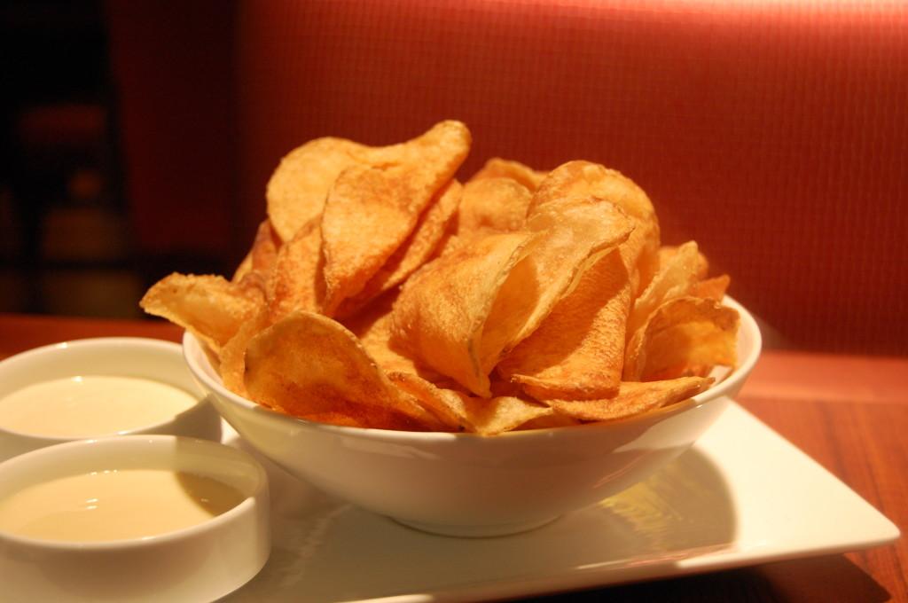 Chips bevat vaak E621 om de smaak te verbeteren (Foto: Stu_spivack (CC BY-SA 2.0))